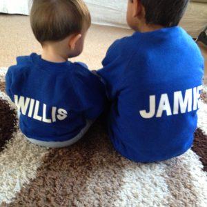 Jamie's Back
